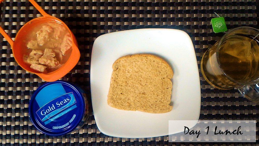 Military Diet Day 1B