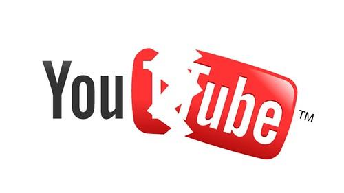 YouTube se rompe