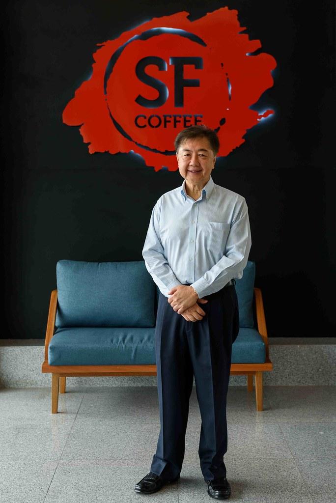 Yang Berbahagia Dato' Jaya J.B Tan, Chairman of Envictus International