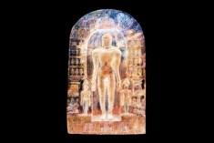 India – Karnataka – Badami Caves – Cave 4 – Jain Carvings – 144bbb