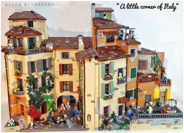 LEGO Italie