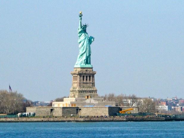 Visita a la Estatua de la Libertad