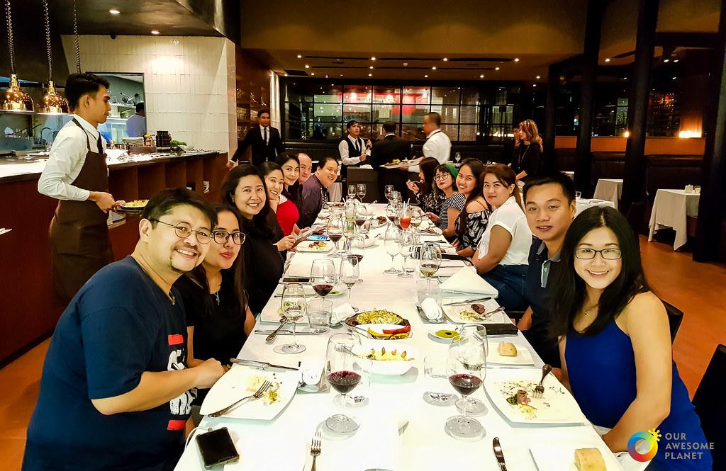 Ruby Jack's Manila New Menu