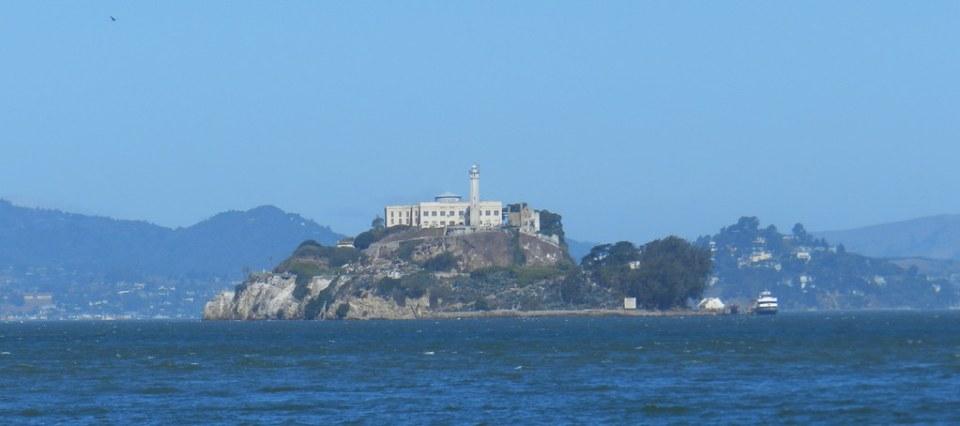 Isla y Prision de Alcatraz San Francisco California EE UU 01