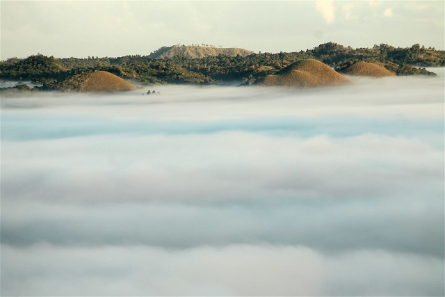 Sea of Clouds of Danao, Bohol