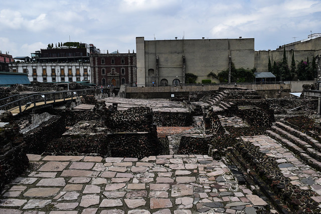 Templo Mayor archaeological site