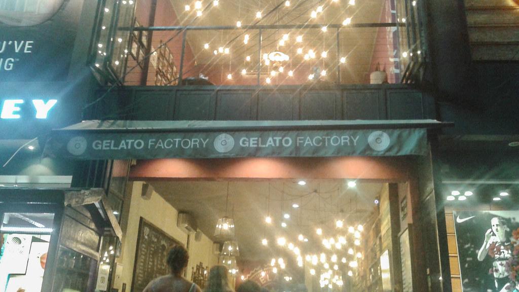 Gelato Factory Kuta Bali