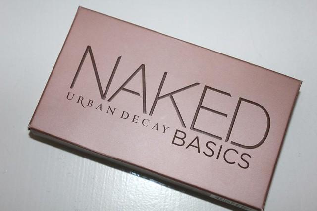 Urban Decay Naked Basics