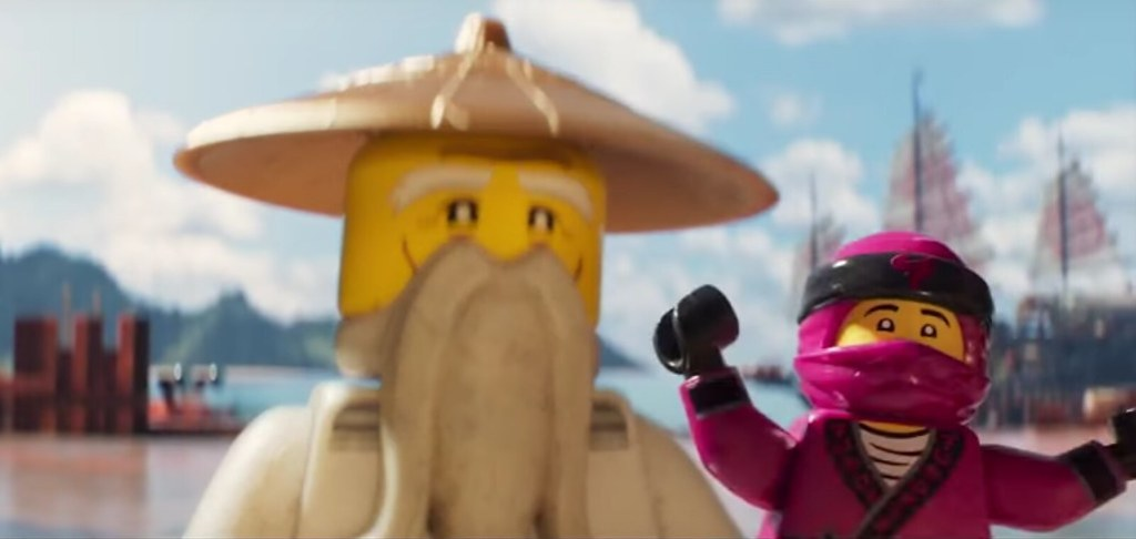 LEGO Ninjago Movie - Ljubičasti nindža