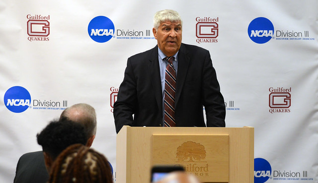 Nelson Bobb - Guilford AD