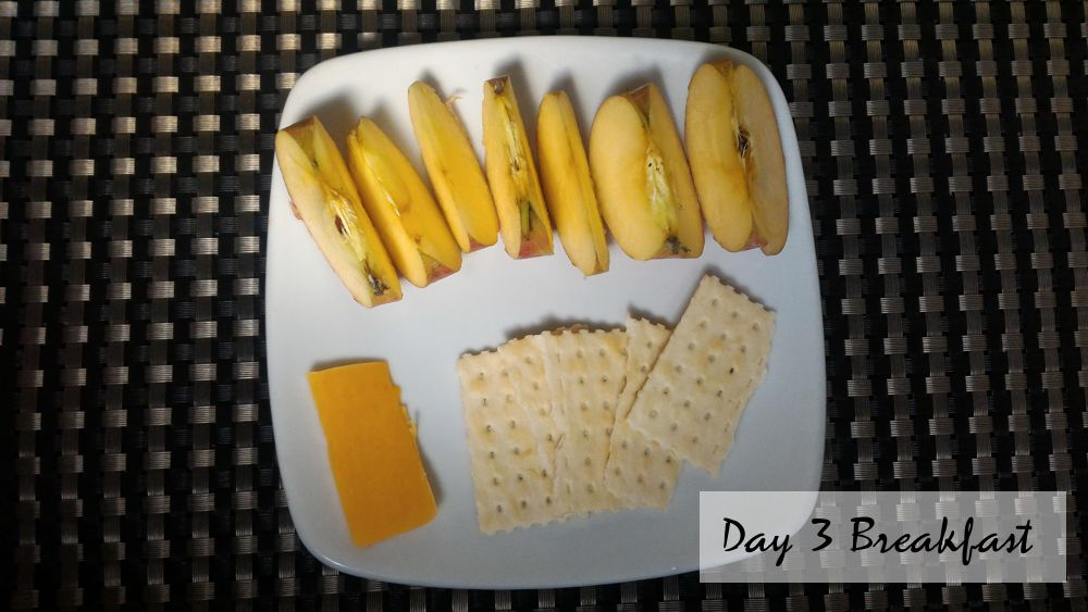 Military Diet Day 3A