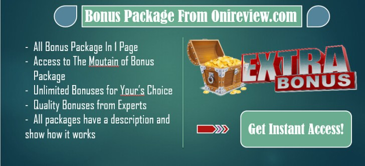 onireview-bonus-package