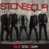 Stone Sour в Москве.