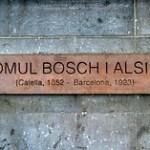 RÒMUL BOSCH I ALSINA (1992), de ROBERT KRIER.