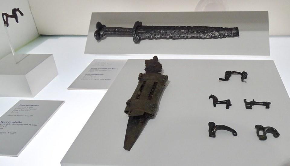 Segovia Museo Provincial De los primeros pobladores al Mundo Altomedieval 02