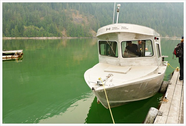 Fisheries Boat