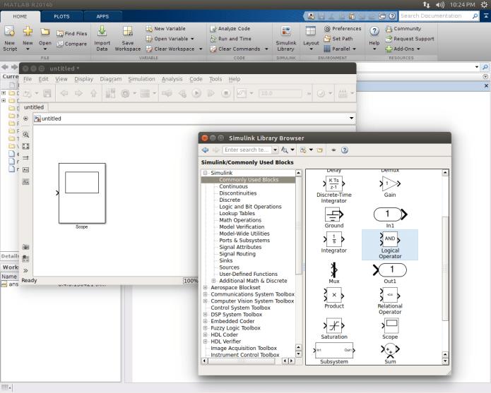 Làm việc với Phần mềm MATLAB 2014 full