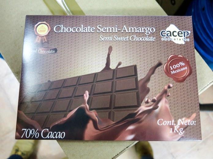 Chocolate de México
