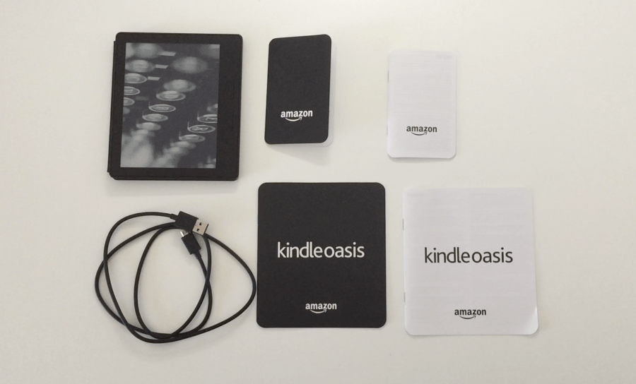20170827 Test de la liseuse électronique Kindle OASIS Amazon 28