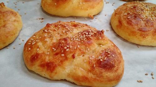Keto bagels