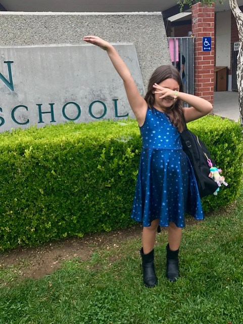 dab for back to school