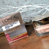 Beauty: L'Oréal - Age Perfect - Golden Age mask