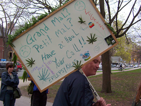 Million Marijuana March 2004