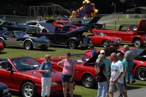 Elk's Car Show 2017