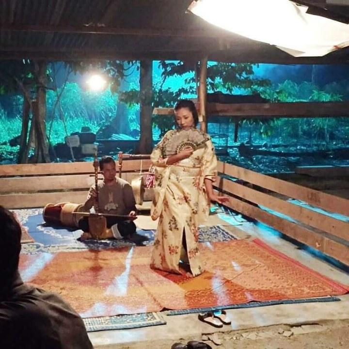 Nadia Aqilah Bijak Bawa Watak Gadis Jepun Dalam Telemovie ANTARA REBAB & TARI KAZUMI