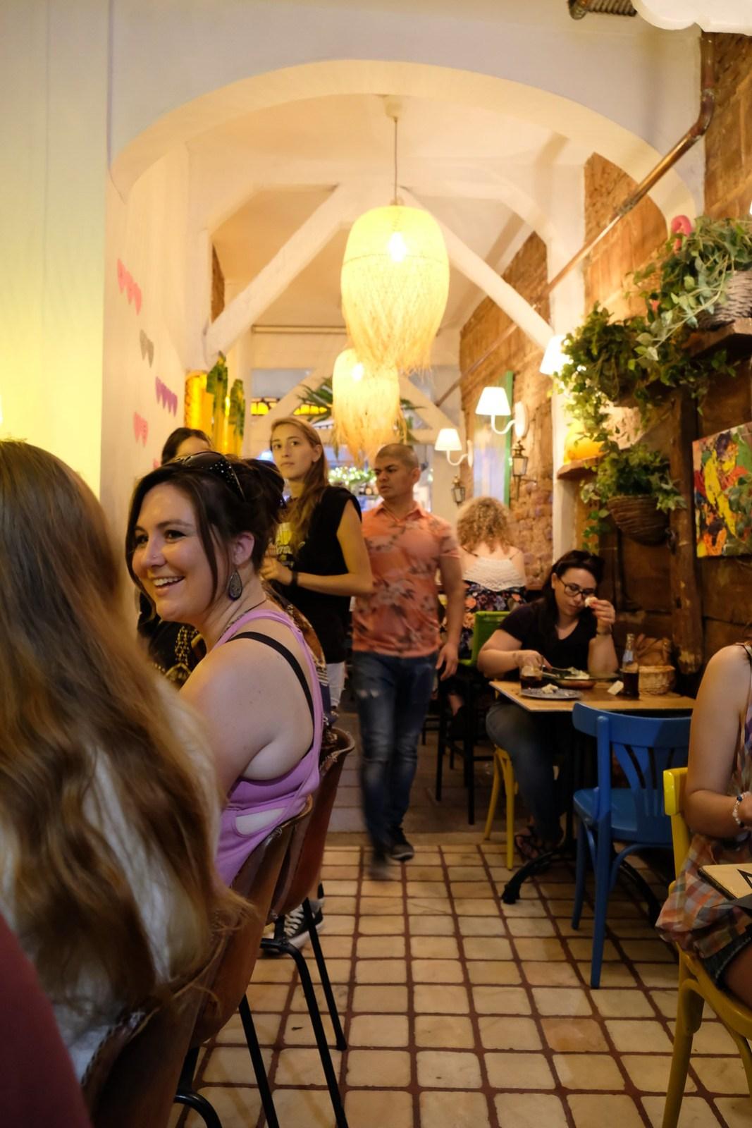 Inside Rosi La Loca