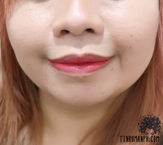Water Candy Tint Review_RedMango
