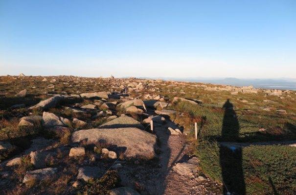 Katahdin Abol Trail Tableland