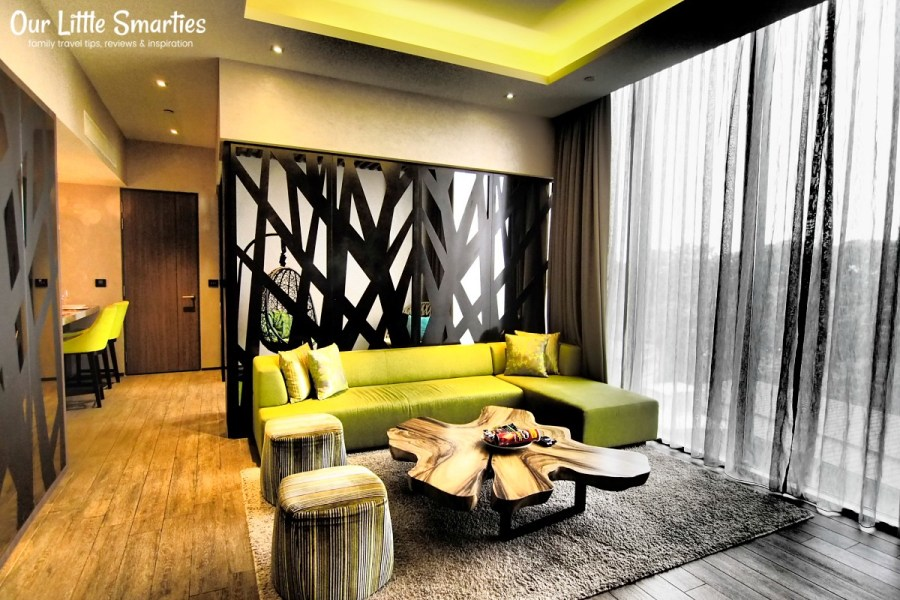 D'Resort Rainforest Premier Suite