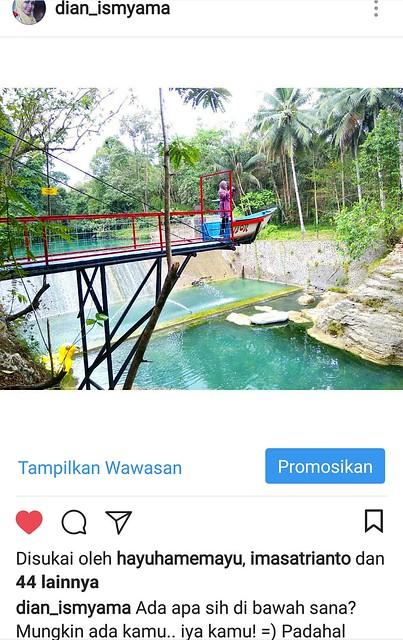 spot selfie hau Citumang