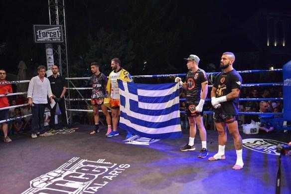 Aliveri Dare to Fight: Greece VS Turkey
