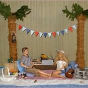 Beach picnic - summer romance - short story (3.).