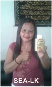Jelly Gamat Jeruk Obat Batuk Asma