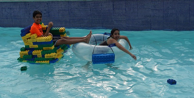 Legoland Water Park Lazy River