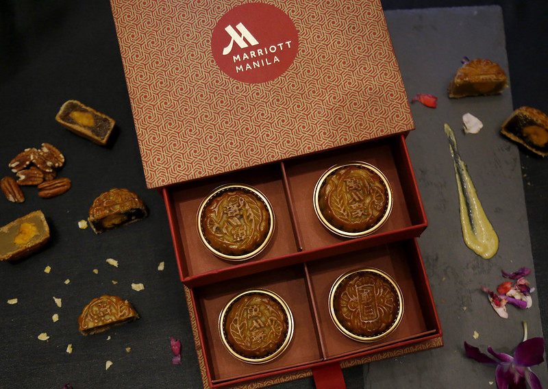 Marriott Manila Mooncake