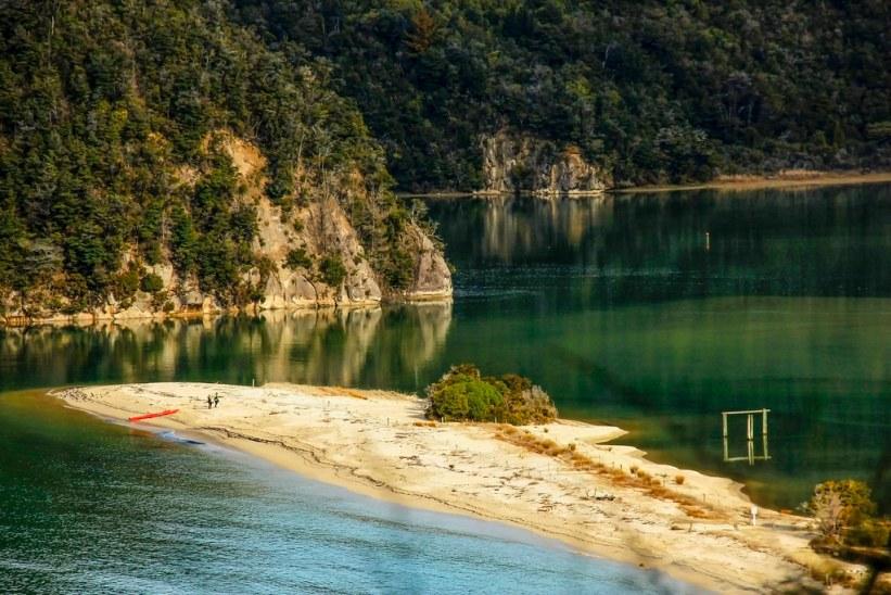 Torrent Bay, New Zealand