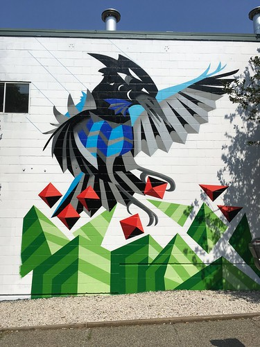 Vancouver mural festival 2017