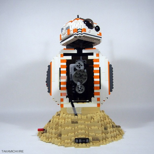 Motorized BB-8