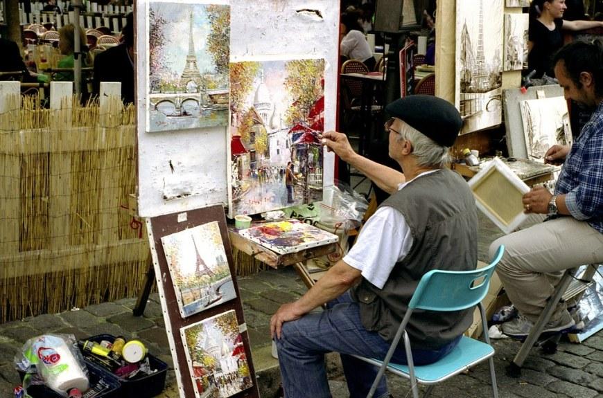 Montmartre_sidewalk-painters-1253239_1280