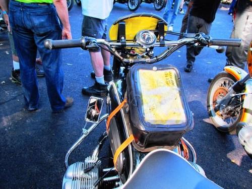 ISDT Race Bike Restoration