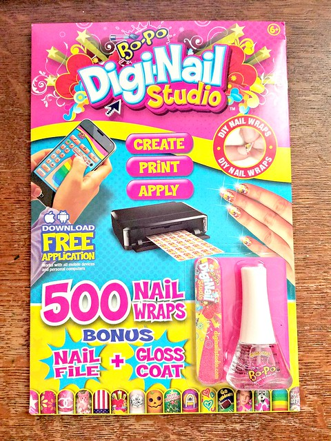 Bo-Po Digi-Nail Studio Review