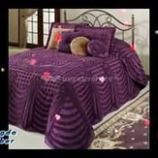 NEWEST BED CLOTHINGS FOR BRIDS احدث و أجمل مفارش سرير للعروسة ❤ بكل الألوان 🔥🔥 جديد.