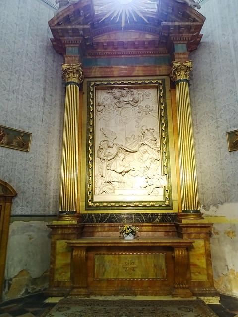 Segovia Capilla de Ildefonso Catedral de Nuestra Señora de la Asunción y de San Frutos 01