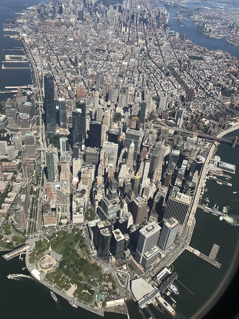 Fly Over NYC