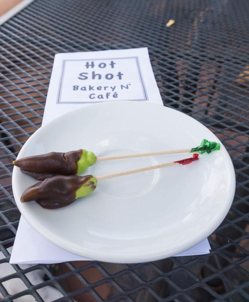 Hot Shot Cafe - Dog-Friendly St. Augustine, Fla., July 15 - 16, 2017