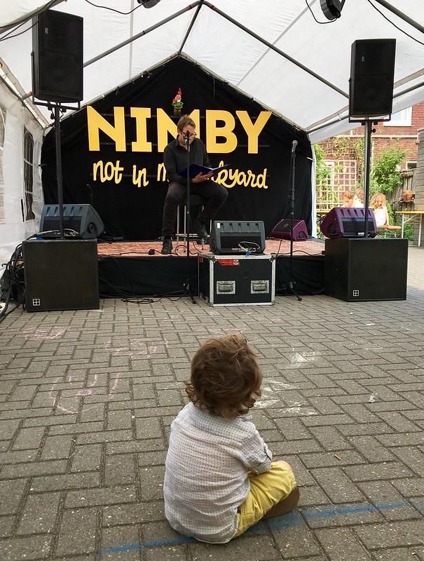 De grootste fan van Reinier van Delden #nimby17